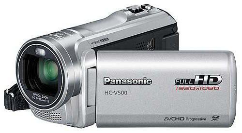 видеокамера panasonic hc v500 отзывы