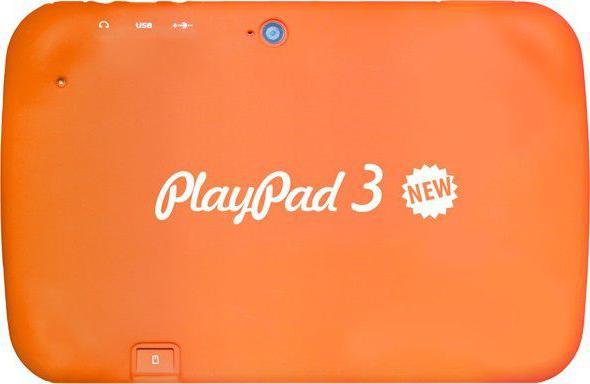 планшетный компьютер для детей playpad 3