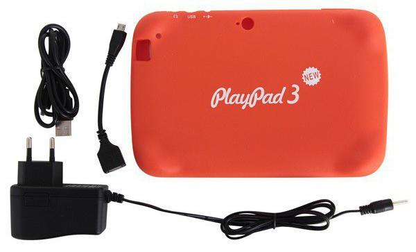 детский планшет playpad 3 отзывы