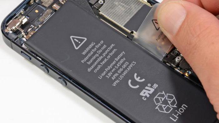 как заряжать айфон