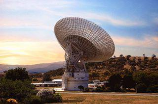 развитие космической связи