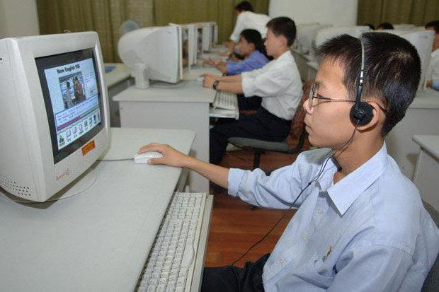 есть ил интернет в северной корее