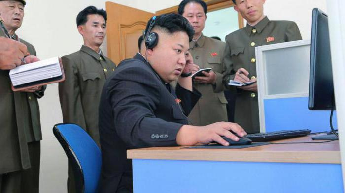 интернет северной кореи кванмен