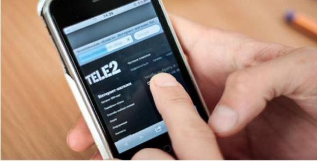 как настроить интернет на теле2