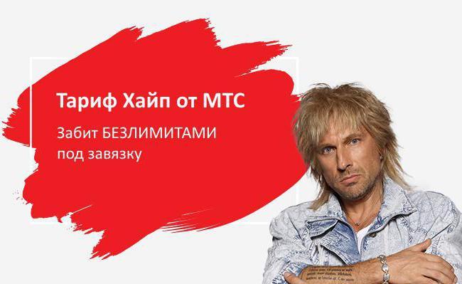 тариф хайп мтс краснодарский край отзывы
