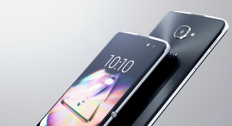 Мобильный телефон Алкатель