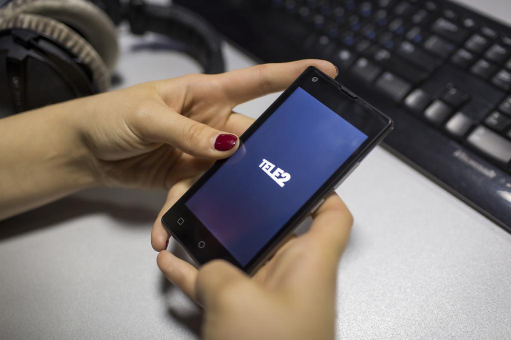 "Тарифы для смартфонов от ""Теле2"""