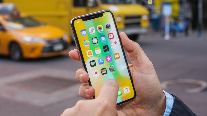 Новый айфон 10