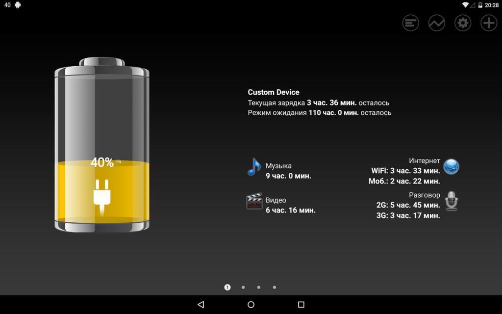 программы для экономии заряда батареи андроид