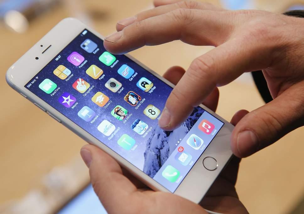 Что делать, если нашел чужой айфон 6