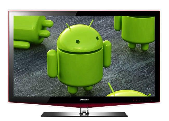 Перезагрузка на телевизорах андроид