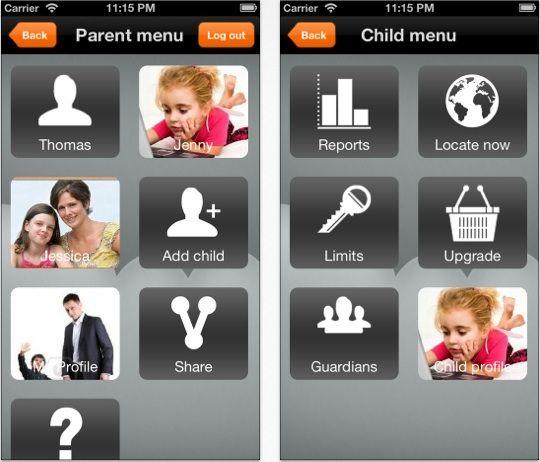 Приложение следить за ребенком через телефон