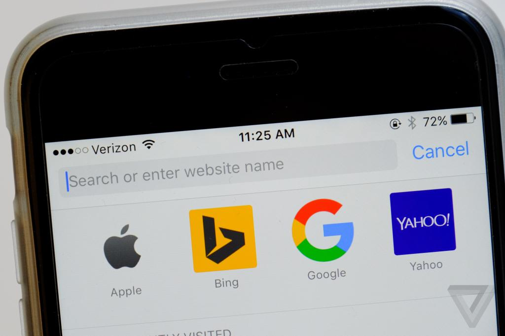почему на айфоне медленно работает интернет