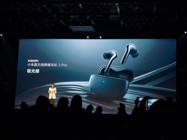 Xiaomi выпустила наушники True Wireless Earphones 3 Pro
